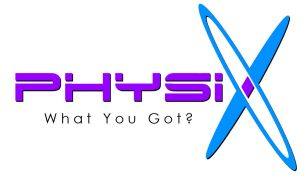 PhysiX Logo by EspionageDB7