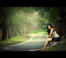 Show Me The Way by perigunawan