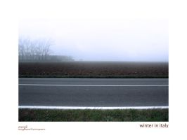 :: winter in italy by moiraproject