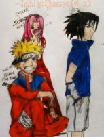 Naruto--not finished yet :3 by MikomiSakura
