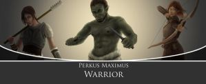 Official PerMa Warrior Image by aluckymuse