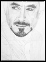 Robert Downey Jr. [WIP] by AymiChuu