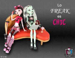 Cartel Monster High by CrisUchiha
