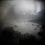 Fog on Knife River III by intao