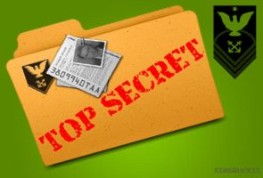 top secret folder by xxmsrockxx