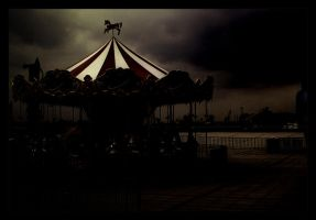 amusement park by HerrTwiggs