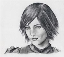 Alice Cullen by jennieannie
