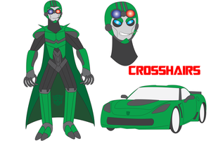 Transformers Neo - CROSSHAIRS by Daizua123