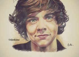 Irresistible - Harry Styles by Tokiiolicious