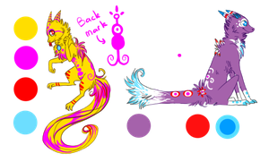 Auction:: Dream Weavers by Adopt-Adoptables