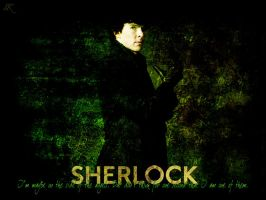 Just Sherlock by A-lir-A