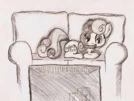 ATGII Day 10: What to Watch? by shoeunit