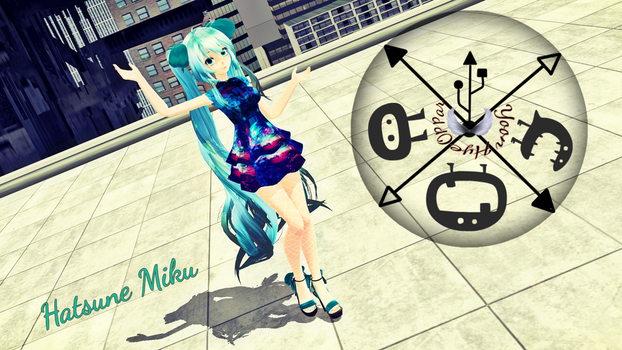 Hatsune Miku Sparkle Coming Soon by YoonHyeOppar