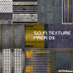 Sci fi Texure pack 05 by Milosh--Andrich