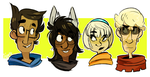 HS: heads by CROVS