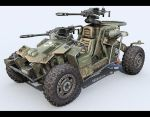 Killzone Buggy by Ten24