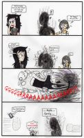 Creepy Pasta 4koma #21 by Baka2niisan