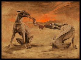 Helldogs by Tervola
