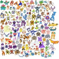 All 151 Original Pokemon by bilzar