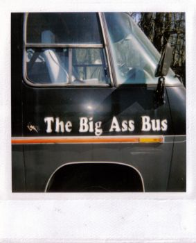The Big Ass Bus by YourFathersMustache