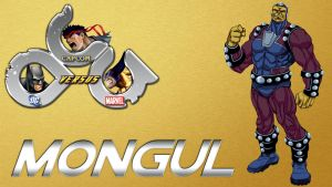 Mongul in DCCapMar Mugen Game by anubis55