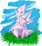 PKMNation - BubbleGum by DraconaVampira