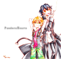 Pandora Hearts. spoil alert by Colorful--Melody