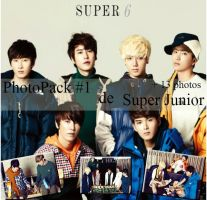 Photopack #1 de Super Junior by JoseCr97