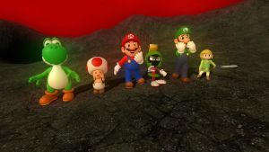 Mario's band is back! by Aso-Designer