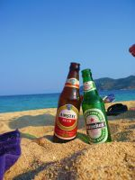 Two beers or not two beers? by lioci