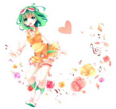 Gumi Collab by oWinTer