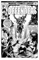Defenders 53 Recreation by dalgoda7