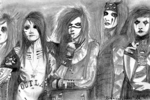 Black Veil Brides by belezawink