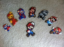 Super Mario, All the Way by Night-TAG