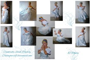 Cinderella Stock Pack by TrisStock