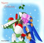 Merry Christmas by Alucardy2000
