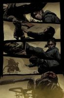 Silent Hill Downpour: Anne's Story #2 Page 8 by T-RexJones