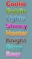 Cool Photoshop Text Styles by xstortionist