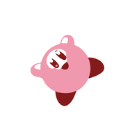 Minimal- Kirby by SomeElixer