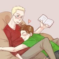 Hal/Barry by NaOH-giveup