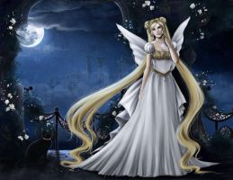 Princess Serenity by Jul-l