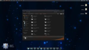 Happy New Year Desktop Win 7 by enterZ