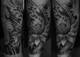 Lotus 1st session by strangeris