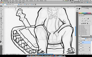 WIP tumblr banner by tetso