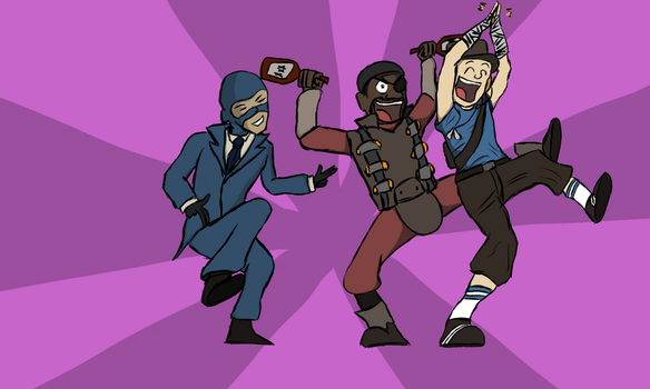 [TF2/Introduction] Congamatical Parade!! by Dannyboy2013