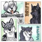 Badges EF15 - Part 3 by TaniDaReal