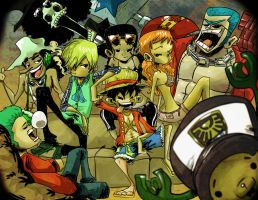 One Piece by kraola