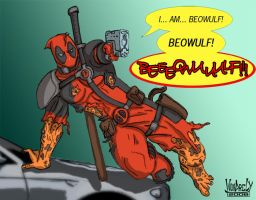 I AM DEADPOOL by ZeroEnd