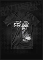What the Frak? by waterdesign