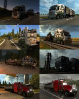 ETS2 - Random Shots 2 by Shroomworks